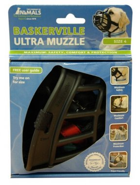 Baskerville Kaganiec Ultra4 czarny